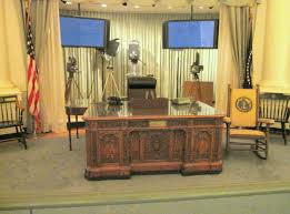 john f kennedy oval office. JFK Presidential Library - Oval Office John F Kennedy N