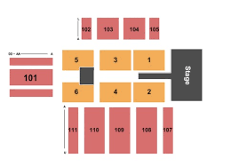 The Oneill Center At Wcsu Tickets Seating Charts And