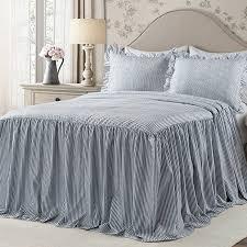 classic ticking stripe bedding set