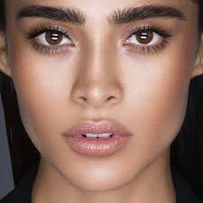 jordan liberty with a dewy natural glam makeup look this is how you enhance