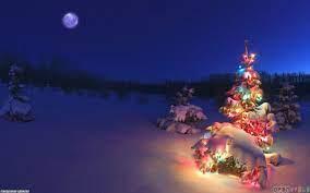 Christmas night wallpaper #20905 - Open ...