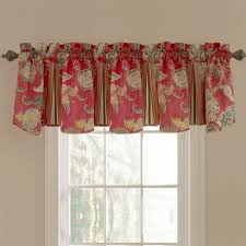 Window Valance Patterns Extraordinary Styles Interesting Waverly Window Valances Applied To Your House