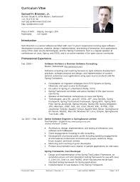 American resume samples sample resumes for American cv format . Image  gallery resume american ...