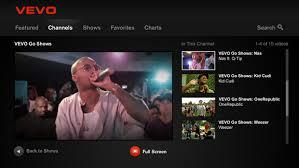 Vevo Charts Vevo Partners With Google Tv Takes Aim At Mtv
