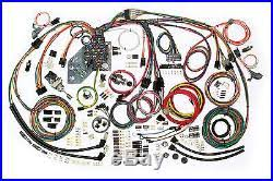 auto wire wiring harness Custom Made Wiring Harness Sioux Falls american auto wire 1947 1955 chevy truck complete wiring harness kit 500467 Custom Wiring Harness for S10