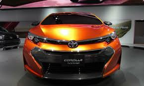 toyota new car release 20152015 Toyota Corolla Review  Release date  Price 2016 2017