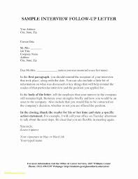 Sample Followup Letter After Interview Erpjewels Cover Letter Format