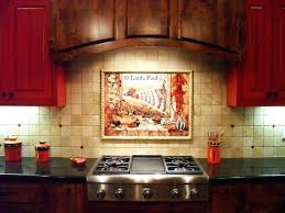 Mural Tiles For Kitchen Decor Mexican Kitchen Decor Chili Pepper Kitchen Tile Mural By Artist 16