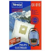 <b>Vesta filter</b> Синтетические <b>пылесборники</b> EX 01S — Аксессуары ...