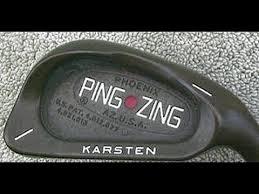Ping Zing 1 Iron