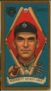 Size Of A Baseball Card File George Moriarty Baseball Card Jpg Wikimedia Commons