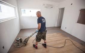 Sanding New Hardwood Floors Flooring Hardwood Floor Sander Rental Home Depot Seattle For