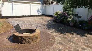 building a paver patio easy diy