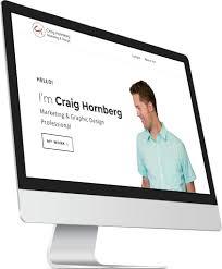 Bob Hansen Website Designer Hornberg Design Web And Graphic Design
