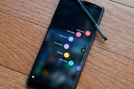 Galaxy Note 8 Light Leak New Galaxy Note 9 Price Leak Might Finally Bring Some Good