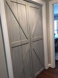 our bi fold barn doors replace your laundry pantry or closet louvered doors using