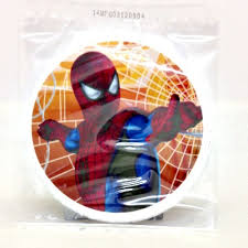 Edible Cake Topper Spiderman Geelong Party Supplies