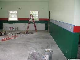 garage wall paintPaint Home Ideas Winsome Design Bright Red Garage Pics On