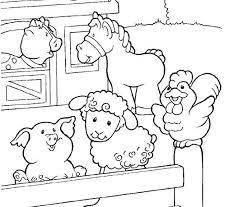 farm animals coloring pages. Brilliant Farm Farm Animal Coloring Sheets Animals C Vintage  Book Pages Download Inside Farm Animals Coloring Pages A