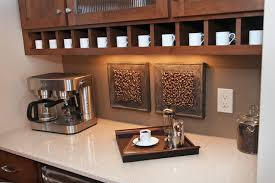 office coffee bar. Upgrade Your Mornings With A Home Coffee Bar Office