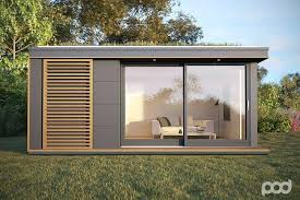 prefab shed office. Prefabricated Garden Sheds Australia Modular Office Backyard Pod Prefab Shed Home Design Ideas Studio .