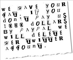 ransom letter generator newspaper letter generator textpoems org