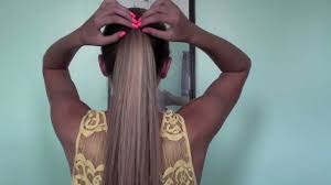 Quick Cute Ponytail Hairstyles 6 Cute And Easy Ponytails Youtube