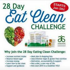 stream 28 day clean eating challenge by
