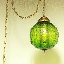 hanging chain lamps plug in excellent vintage hanging light hanging lamp green globe chain cord inside swag hanging lamps modern hanging chain lamps plug in