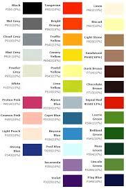 Colour Options Mini Oceans