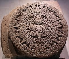 ancient aztec public works new interpretation for aztec sun stone shows it is a named portrait