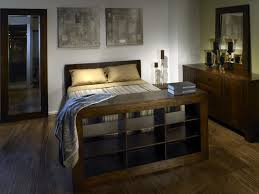 modular storage furniture bedroom. luxurious modular bedroom furniture placed on the foot board area with open shelves for book storage m