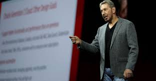 "Ellison Touts Hardware ""Barriers"" and ""Robots"" Guarding Oracle's Cloud |  Data Center Knowledge"