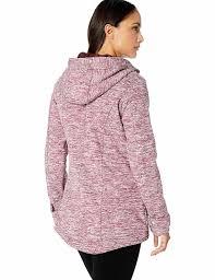 Yoki Size Chart Details About Yoki Womens Sherpa Lined Hip Length Fleece Jacket Choose Sz Color