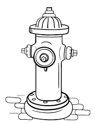Small Picture Printable fire hydrant coloring page Free PDF download at http