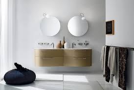 modern round bathroom mirror. Simple Mirror Contemporary Round Bathroom Mirrors On Modern Mirror Top
