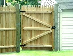 medium size of outdoor wood fence gate garden wooden gates ideas best on decorating alluring door exterior trendy ideas of outdoor wood gates