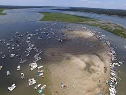 Life Along The Water Tides Sandbars And Fun Explore