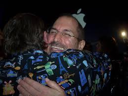 john lasseter steve jobs. Brilliant Steve This Is A Photo I Took Of Steve Jobs Hugging Pixaru0027s John Lasseter At  Macworld 2008 RIP And T