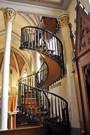 the miraculous spiral staircase at loretta chapel