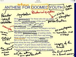 showme english poetry most viewed thumbnail analysis of anthem for doomed youth