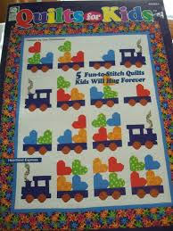 1102 best Comfy Children's Quilts 2 images on Pinterest | Quilting ... & Quilts for Kids Book Train Quilts Bear Quilts by oldoakchair, $5.75 Adamdwight.com