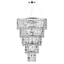 modern stairwell lighting. Crystal Long Drop Ceiling Light Fitment Stairwell Lights Modern Lighting W