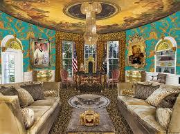 oval office wallpaper. Itemized Oval Office Wallpaper S