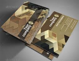 34 Best Architecture And Construction Business Card Templates