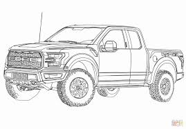 ford truck coloring pages best of ford coloring pages cherylbgood lifted chevy truck coloring pages
