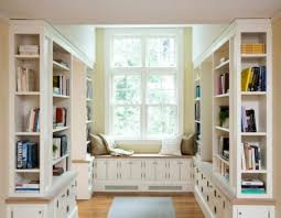 home office library ideas. home library and reading nook office ideas