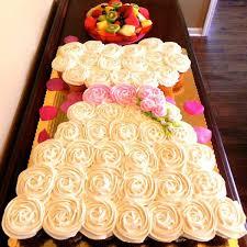 Best 25 Wedding dress cupcakes ideas on Pinterest