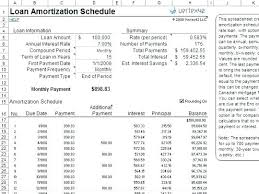 Payment Schedule Calculator Excel Glotro Co