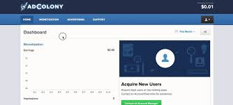 – Reporting Adcolony Api Aerserv Up Setting